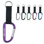 Promotional Carabiners: Customized 8mm Carabiner