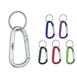 Promotional Carabiners: Customized 6mm Carabiner With Split Ring
