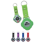 Promotional Compasses: Customized Sport Compass Key Ring