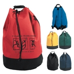 Promotional Drawstring Bags: Customized Drawstring Tote Backpack