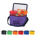 Promotional Coolers: Customized Non-Woven Insulated 6-pack Kooler Bag