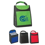 Promotional Lunch Bags: Customized Laminated Non-Woven Lunch Bag