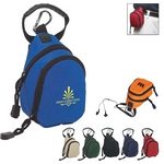 Promotional Backpacks: Customized Mini Backpack IPod Friendly