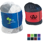 Promotional Laundry Bags: Customized Mesh Laundry Bag