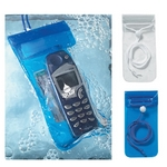Promotional ID Holders: Customized Handy Waterproof Pouch with Neck Cord