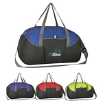 Promotional Duffle Bags: Customized Fusion Duffle Bag
