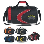 Promotional Duffel Bags: Customized Sports Duffel Bag