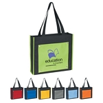 Promotional Tote Bags: Customized Contempo Tote Bag