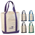 Promotional Tote Bags: Customized Heavy Cotton Canvas Tote Bag