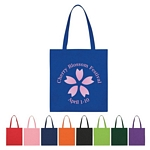 Promotional Tote Bags: Customized NonWoven Expo Economy Tote Bag