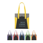 Promotional Tote Bags: Customized Non-Woven Trinity Tote Bag