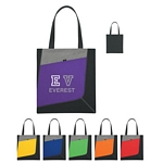 Promotional Tote Bags: Customized Non-Woven Accent Tote Bag