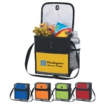 Promotional Coolers: Customized Square Lunch Kooler