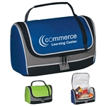 Promotional Lunch Bags: Customized Insulated Zippered Lunch Bag
