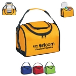 Promotional Lunch Bags: Customized Flip Flap Insulated Lunch Bag