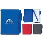 Promotional Jotter Pads: Customized Memo Notebook with Pen