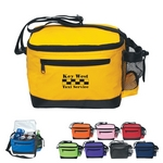 Promotional Coolers: Customized Six Pack Kooler Bag