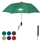Promotional Umbrellas: Customized 36 Arc Telescopic Folding Automatic Umbrella