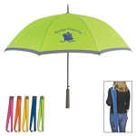 Promotional Umbrellas: Customized 46 Arc Two-tone Umbrella
