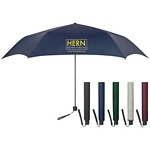 Promotional Umbrellas: Customized 39 Arc Super Slim Folding Umbrella