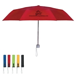 Promotional Umbrellas: Customized 42 Arc Trendy Telescopic Folding Umbrella