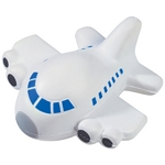 Promotional Stress Relievers: Customized Airplane Stress Relievers