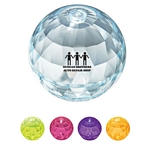 Promotional Bouncing Balls: Customized Hi Bounce Diamond Ball