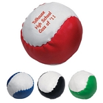 Promotional Hackey Sacks: Customized Leatherette Ball Hacky Sack