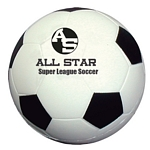 Promotional Stress Relievers: Customized Soccer Ball Stress Relievers