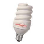 Promotional Stress Relievers: Customized Eco Fluorescent Light Bulb Stress Reliever