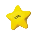 Promotional Stress Relievers: Customized Star Stress Relievers
