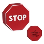 Promotional Stress Relievers: Customized Stop Sign Stress Relievers