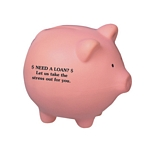 Promotional Stress Relievers: Customized Pig Stress Relievers