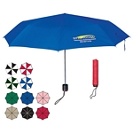 Promotional Umbrellas: Customized 43 Arc Super-Mini Telescopic Folding Umbrella