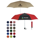 Promotional Umbrellas: Customized 42 Arc Budget Umbrella