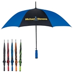 Promotional Umbrellas: Customized 46 Arc Two-Tone Point Umbrella