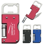 Promotional Tools: Customized 4 in 1 Multi-function Tool