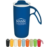 Promotional Travel Mugs: Customized 14 oz X-One Travel Mug