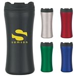Promotional Tumblers: Customized 15 oz. Stainless Steel Double Wall Tumbler