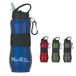 Promotional Metal Sports Bottles: Customized 28 oz Stainless Steel Sport Grip Bottle