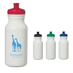 Promotional Plastic Sports Bottles: Customized Biodegradable Evolve 20 oz Water Bottle