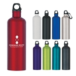 Promotional Metal Sports Bottles: Customized 25 oz Stainless Steel Bike Bottle