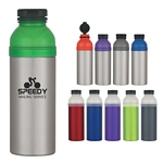 Promotional Metal Sports Bottles: Customized 25 oz. Aluminum Sport Bottle