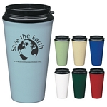 Promotional Tumblers: Customized Biodegradable Evolve 16 oz Infinity Tumbler