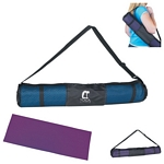 Promotional Yoga Mats: Customized PVC Yoga Mat and Carrying Case