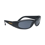Promotional Sunglasses: Customized Black Sport Sunglasses