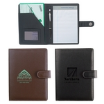 Promotional Junior Padfolios: Customized Pebble Grain 5 x 7 Portfolio