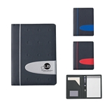 Promotional Junior Padfolios: Customized Eclipse 5 x 7 Portfolio