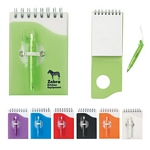 Promotional Jotter Pads: Customized Mini Jotter Pad with Shorty Pen