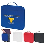 Promotional Standuim Cushions: Customized Stadium Cushion with Handle